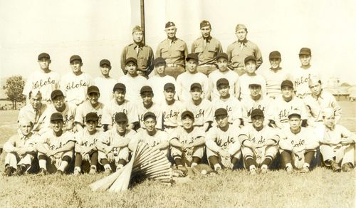 100th Battalion baseball team