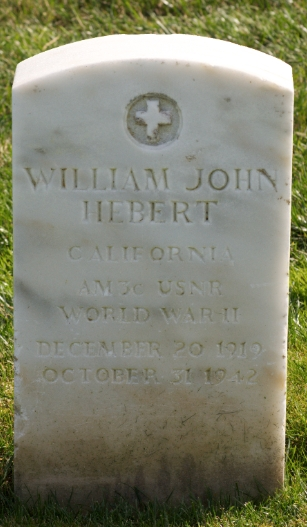 Billy Hebert Grave
