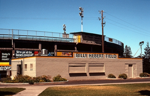 Billy Hebert Field