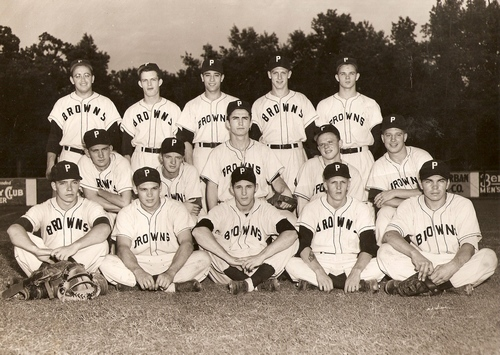 1950 Pittsburg Browns