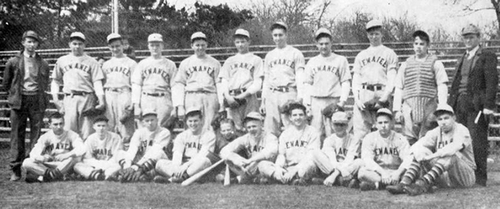 1947 Kewanee High School Baseball Team