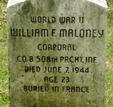 William F. Maloney