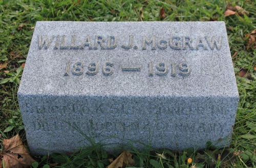 Willard John McGraw