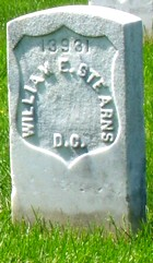 "William E. ""Bill"" Stearns Grave"